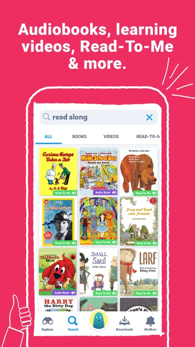 Epic - Kids' Books & Reading Screenshot