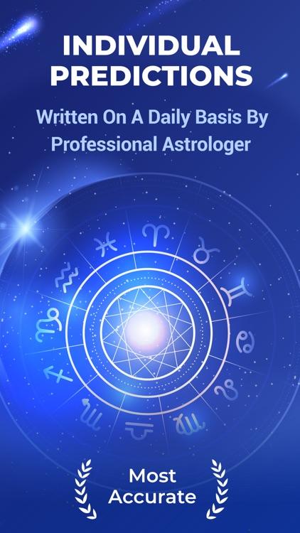 Daily Horoscope & Astrology! screenshot-0