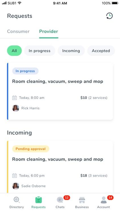 Kanu App screenshot-3