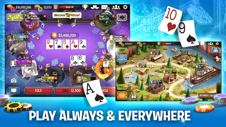 Governor of Poker 3 - Online screenshot-3