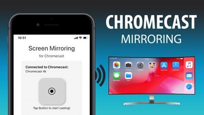 TV Mirror for Chromecast screenshot 1