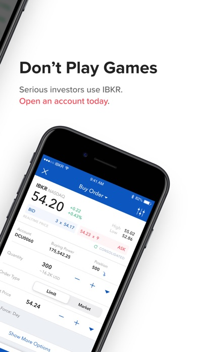 messages.download IBKR Mobile - Invest Worldwide software