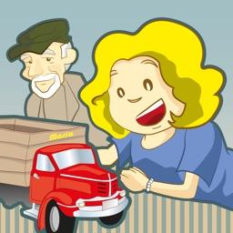 El camión del abuelo - Grandpa's lorry