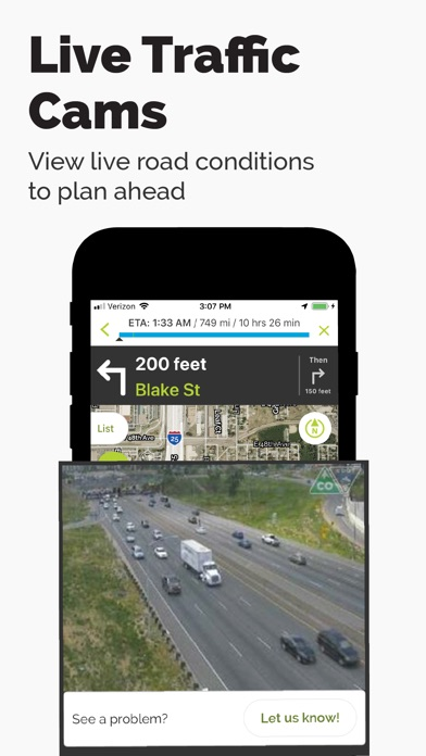 Screenshots for MapQuest GPS Navigation & Maps