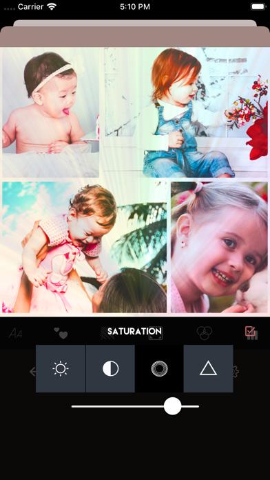 Photo Funia Collage Makerのおすすめ画像5