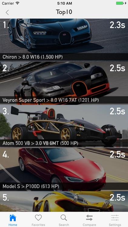 Car Specs Pro screenshot-8