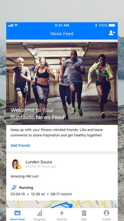 Runtastic Jog & Running App screenshot-6