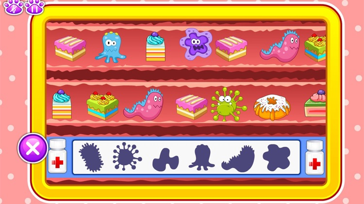 Pet Doctor Animals Caring Game screenshot-4