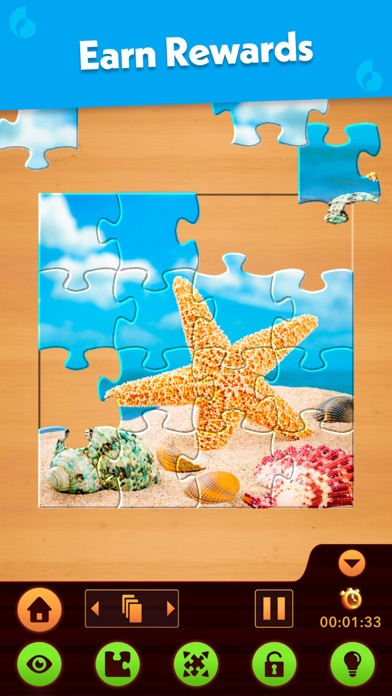 Jigsaw Puzzle på PC