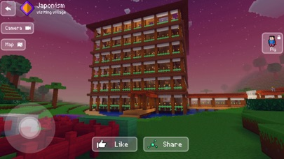 Screenshot from Block Craft 3D: Building Games