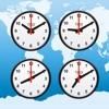 世界時計 (News Clocks)