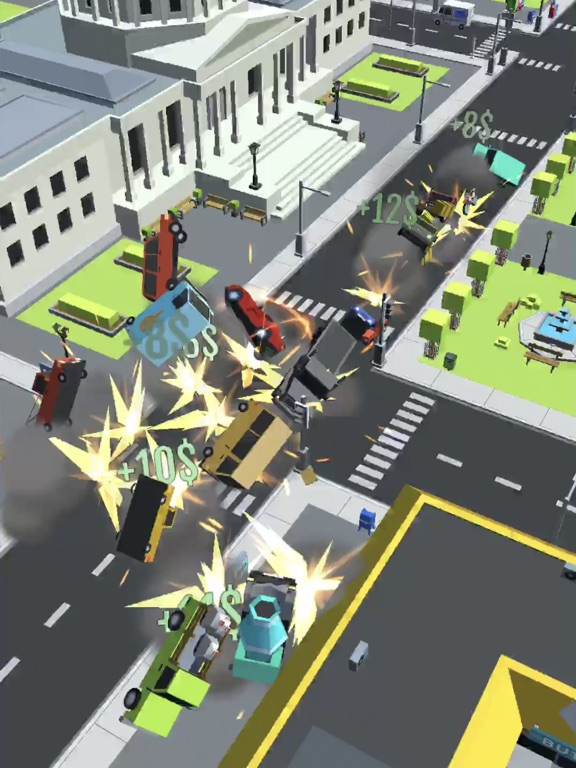 Car Crash! screenshot 7