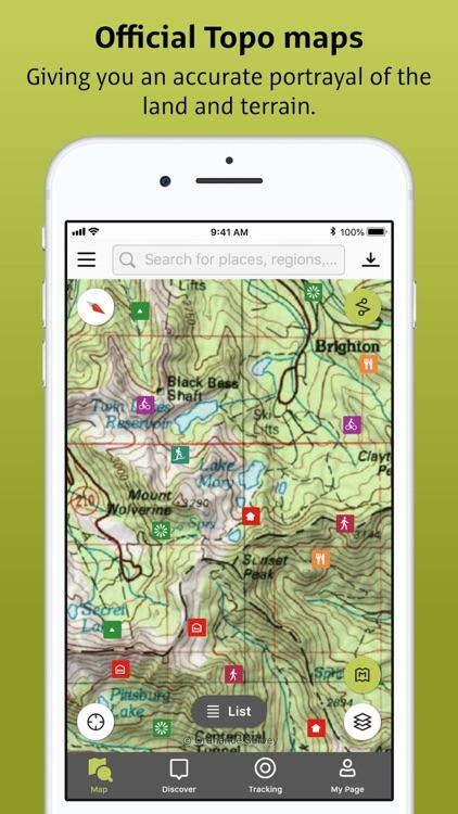 Outdooractive: Hiking & Biking
