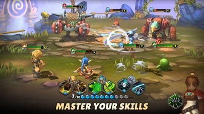 Skylanders™ Ring of Heroes screenshot 4