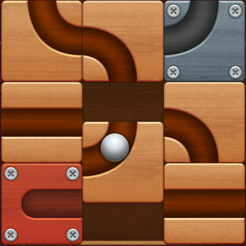 ‎Roll the Ball® - slide puzzle