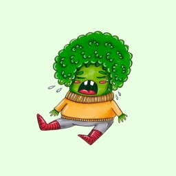 Broccoli Emoji Stickers