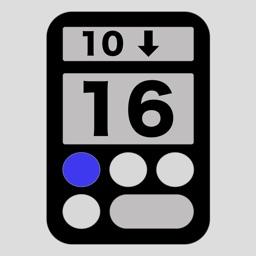 16進電卓