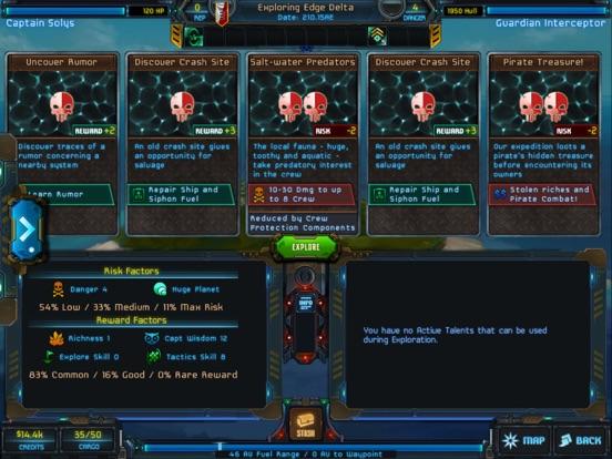 Star Traders: Frontiers screenshot 15