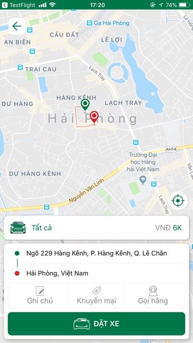 Taxi Hải Phòng