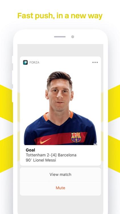 Forza Football screenshot-3
