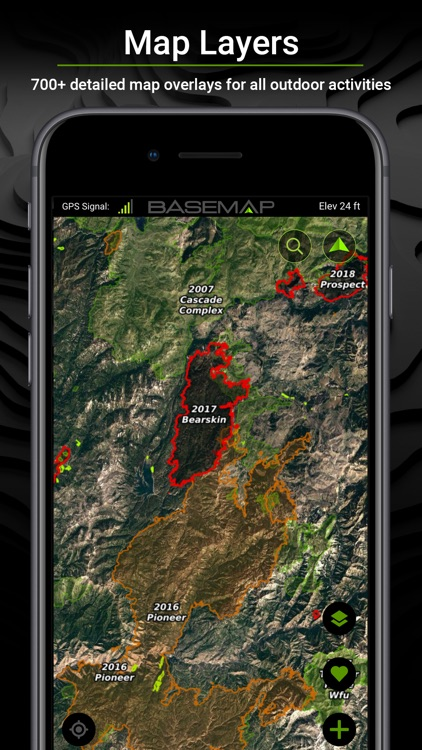 BaseMap: Hunting GPS Maps screenshot-6