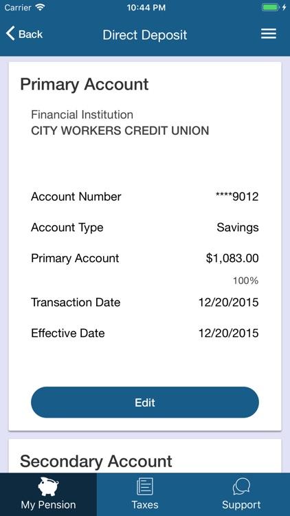 MiORS Mobile App screenshot-5