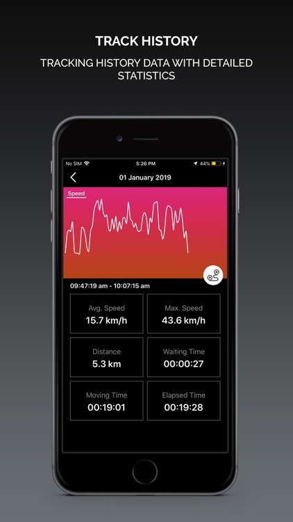 Smart GPS Speedometer PRO screenshot-5