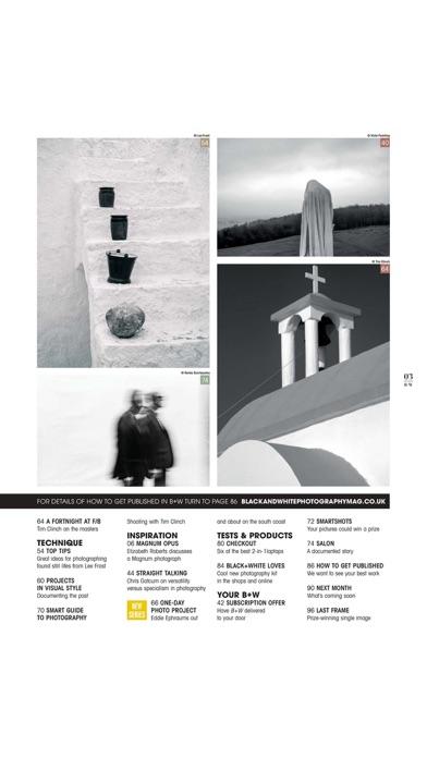 B&W Photography Magazine screenshot1