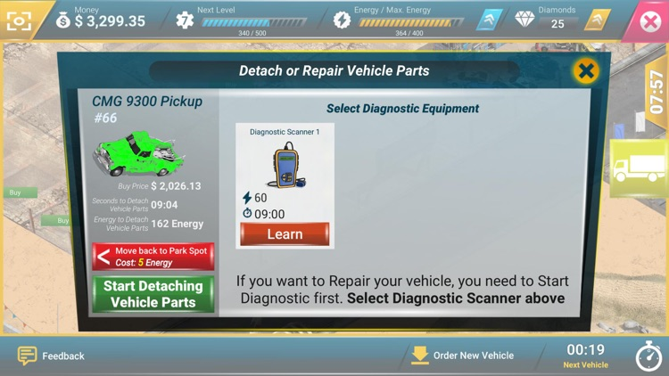 Junkyard Tycoon - Car Business screenshot-3