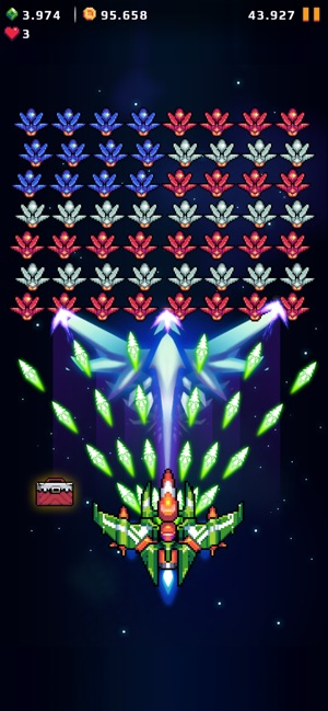 Galaxy Force - Falcon Squad on the App Store