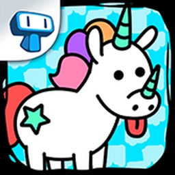 Unicorn Evolution Simulator