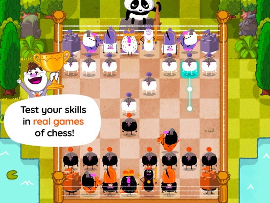Magnus Kingdom of Chess Screenshots