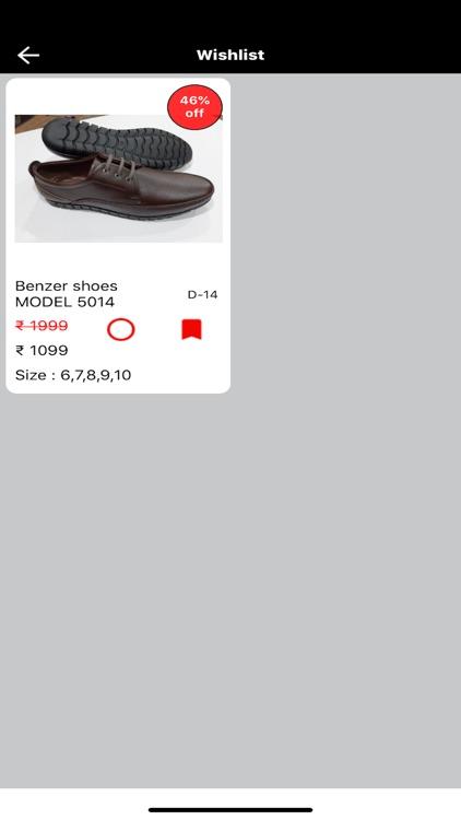 Online Shoes Store screenshot-4