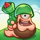 Guerra De Gusano 3D icon