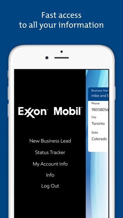 FleetLeads - Exxon Mobil screenshot-4