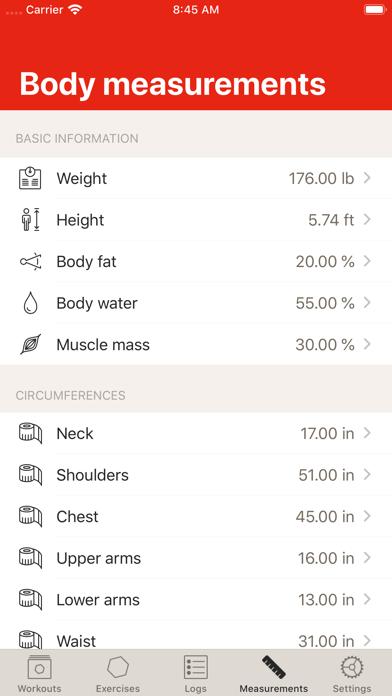 GymBook - Strength trainingのおすすめ画像9