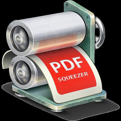 PDF的文件压缩工具 PDF Squeezer
