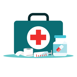 Medical Health Stickers - Stickers app