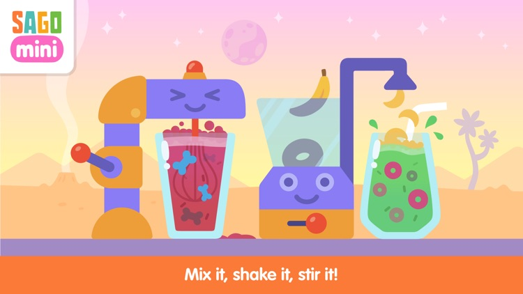 Sago Mini Super Juice