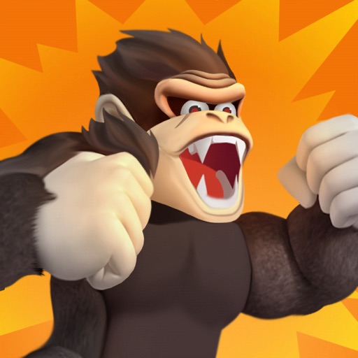 Fury Monkey icon
