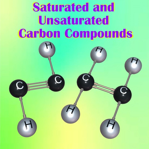 Saturated & Unsaturated Carbon