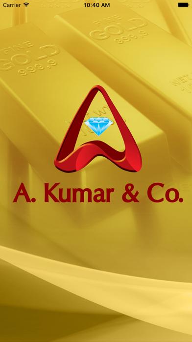 点击获取A Kumar & Co