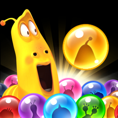 Larva Bubble Pop
