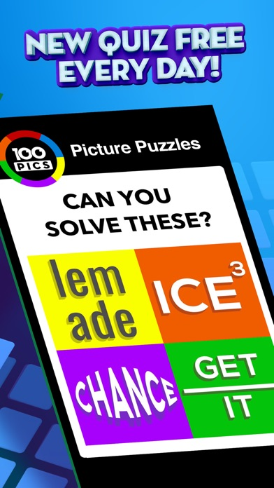 Download 100 PICS Quiz-Guess The Trivia for Pc