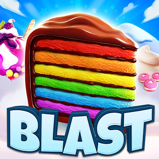 Cookie Jam Blast™ Match 3 Game Icon