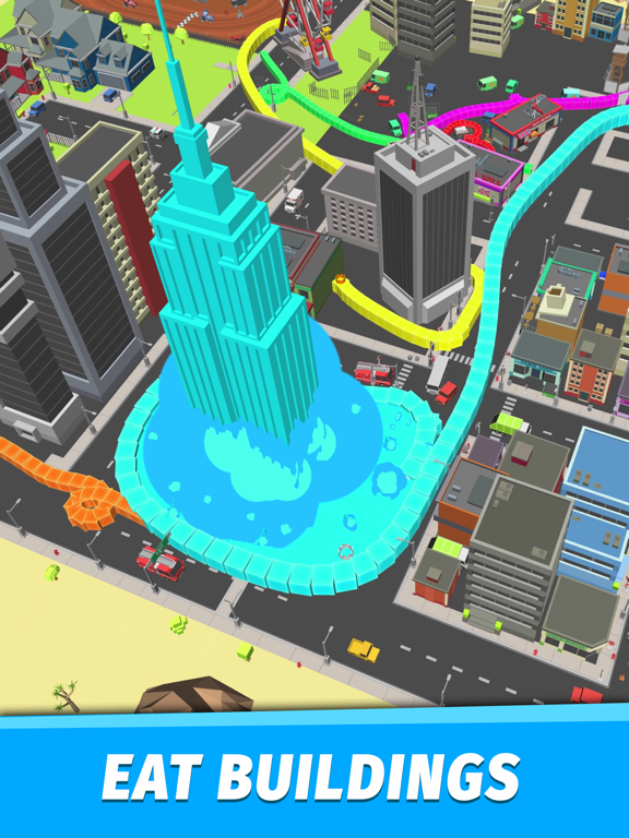 Boas.io Snake vs Cityのおすすめ画像2