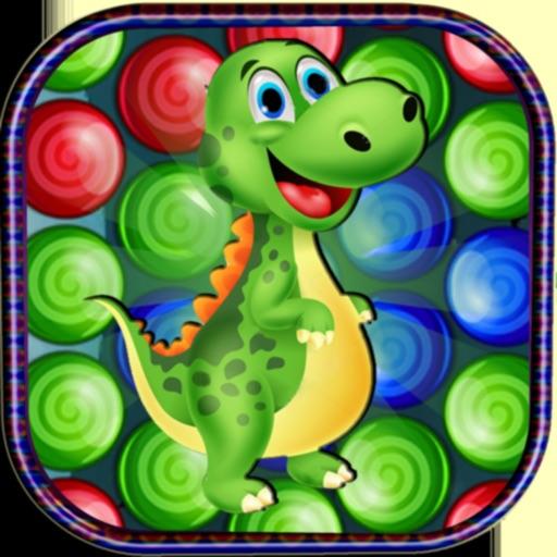 Bubble Crusher Little Dinosaur