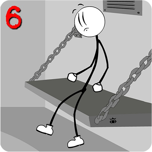 Стик побег из тюрьмы 6