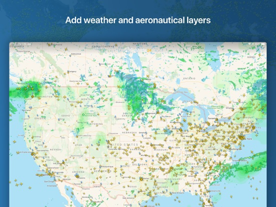 Flightradar24 Free screenshot