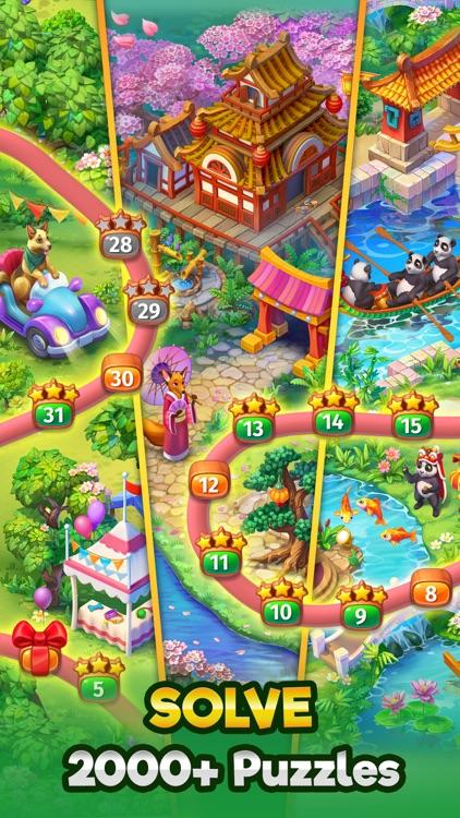Mahjong Journey®: Tile Match screenshot-3